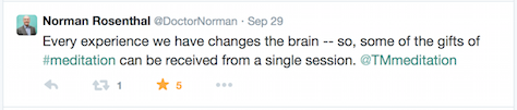 @DoctorNorman Tweet