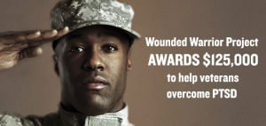 Wounded Warrior Project $125K award